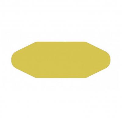 Экран клеевой G41 (180х465 мм) Желтый