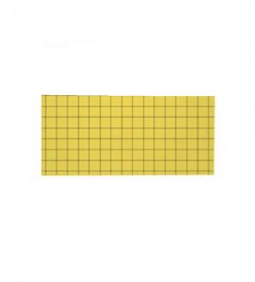 Экран клеевой G5 (300х550 мм) желтый