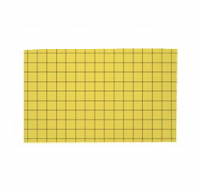 Экран клеевой G62 (286х339 мм) Желтый