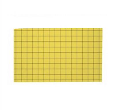 Экран клеевой G27 (245x426 мм) Желтый