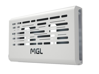 Уничтожитель MG40i, нержавеющая сталь (клеевой)