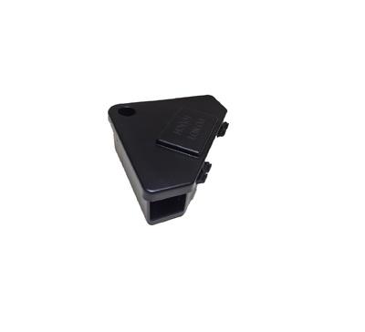 Контейнер для мышей угловой чёрный SED101F