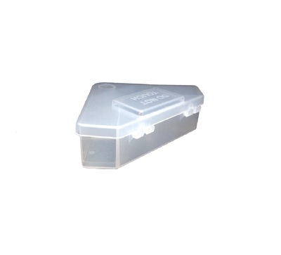 Контейнер для мышей угловой прозрачный SED102UV
